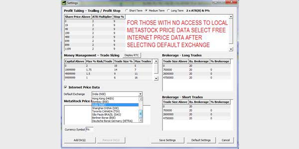 SETTINGS - SELECT FREE INTERNET PRICE DATA image (new window)