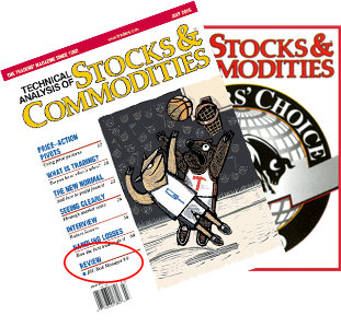 image of Stocks and Commodities Magazine